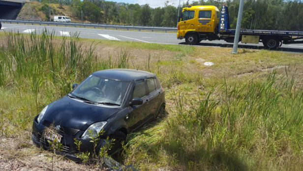 Breakdown and accident towing on the sunshine coast